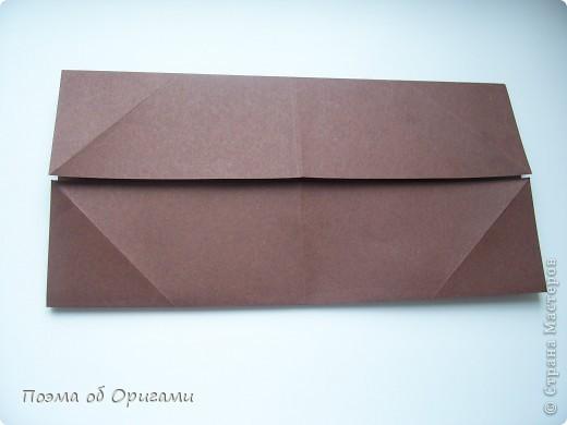 Несмотря на то, что бумага была изобретена в Китае, оригами не получило там такого распространения, как в Японии. В Китае существует совсем небольшой набор сложенных из бумаги изделий, которые можно для этой страны можно считать традиционными. Шанхайская ваза один из таких примеров. фото 5