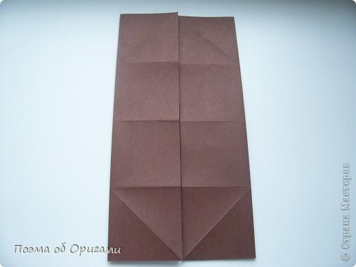 Несмотря на то, что бумага была изобретена в Китае, оригами не получило там такого распространения, как в Японии. В Китае существует совсем небольшой набор сложенных из бумаги изделий, которые можно для этой страны можно считать традиционными. Шанхайская ваза один из таких примеров. фото 6