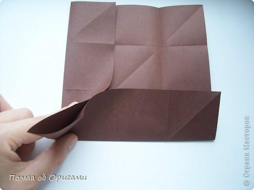Несмотря на то, что бумага была изобретена в Китае, оригами не получило там такого распространения, как в Японии. В Китае существует совсем небольшой набор сложенных из бумаги изделий, которые можно для этой страны можно считать традиционными. Шанхайская ваза один из таких примеров. фото 7