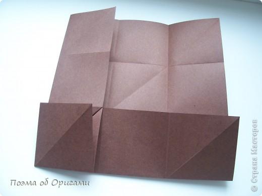 Несмотря на то, что бумага была изобретена в Китае, оригами не получило там такого распространения, как в Японии. В Китае существует совсем небольшой набор сложенных из бумаги изделий, которые можно для этой страны можно считать традиционными. Шанхайская ваза один из таких примеров. фото 8