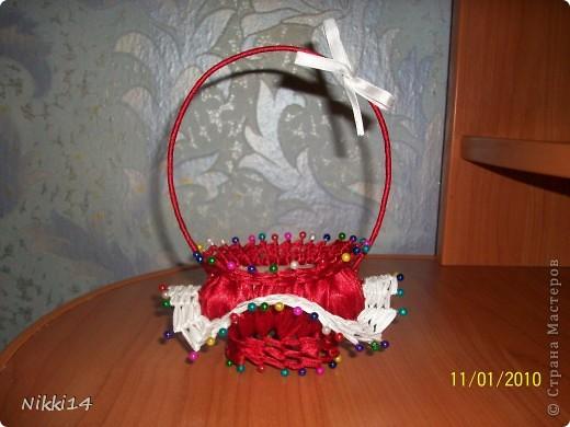 Мыльные корзинки. фото 1