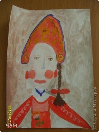 Детские работы, 4 класс. фото 7