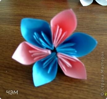Проба. Кусудама. Модульное оригами. фото 4