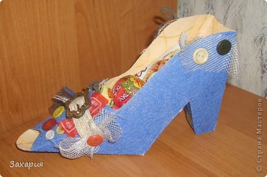 Такую ведьмину туфельку я сделала своей дочке))) http://stranamasterov.ru/node/100111