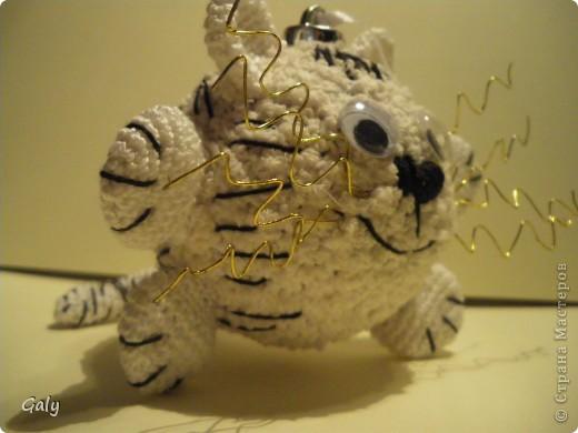 Белый тигр... фото 2