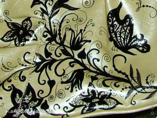 Принесли мне вот такую сумку: вместительную (даже классный журнал помещается - мой любимый размерчик))), цвет летний, с плеча не сваливается. В общем - удобная!... фото 6