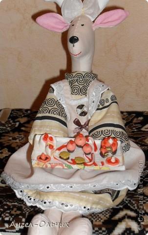 А вот моя прелесть Олениха Маргарита фото 4