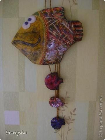 Как я красила эту рыбку: фото 17