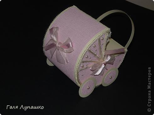 а вот и коляска для девочки фото 3
