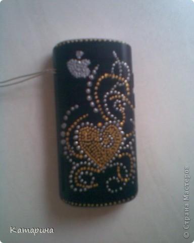 дочери телефон обновили, почти как от Сваровски)))))) фото 2