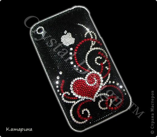дочери телефон обновили, почти как от Сваровски)))))) фото 3