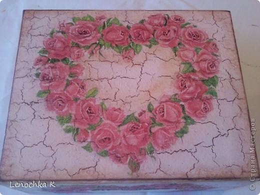 Коробочка для себя любимой!!! фото 10