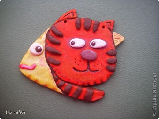 Чудо-юдо Рыба-кот
