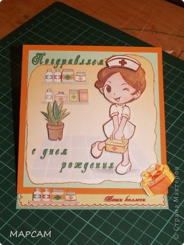 Вот такие цветочные горшочки - открытки... фото 6