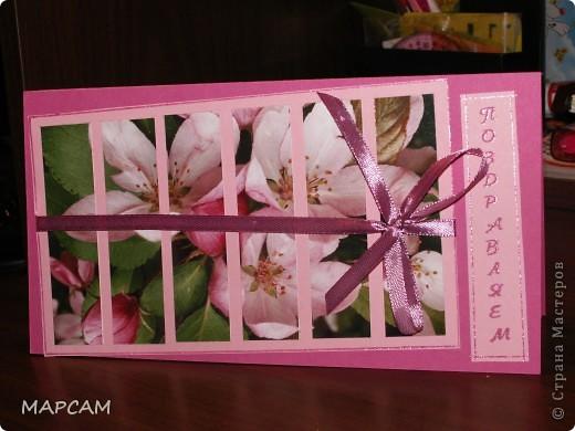 Вот такие цветочные горшочки - открытки... фото 5