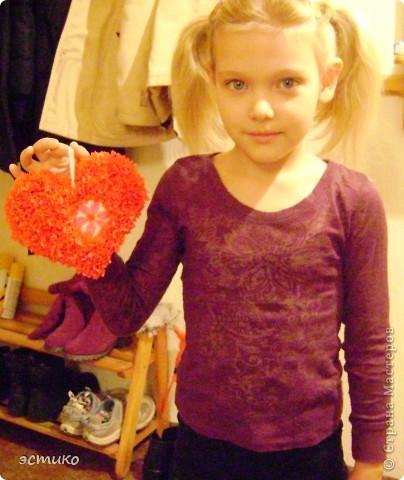 Моя внучка Настенька пошла в первый класс и мы решили сделать подарок учительнице в честь первых каникул! фото 1