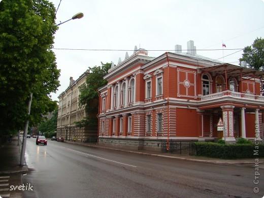 О Выборгском замке я рассказывала в первой части http://stranamasterov.ru/node/105386, а теперь хотелось бы показать Вам  город.  Памятник основателю Выборга Торгильсу Кнутссону. фото 2