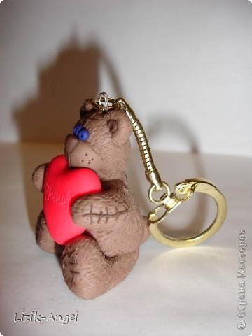 Мишка на День Рождения подруге:) фото 3
