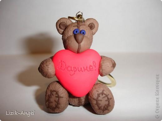 Мишка на День Рождения подруге:) фото 4