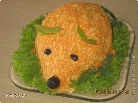 Подарочный салат мужу на день автомобилиста. фото 2