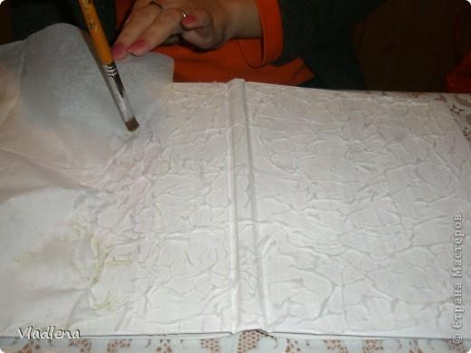 Попытка создания старинной, весьма потрепанной книги с записями на старославянском... фото 3