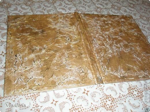 Попытка создания старинной, весьма потрепанной книги с записями на старославянском... фото 4
