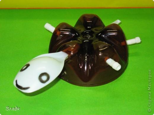 Черепашка от Полины-2 класс. фото 1
