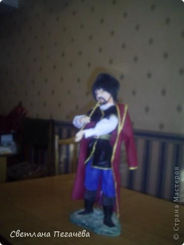 Песнь курая (башкирский национальный костюм) фото 4