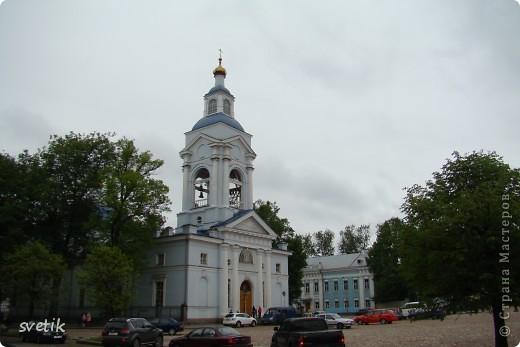 О Выборгском замке я рассказывала в первой части http://stranamasterov.ru/node/105386, а теперь хотелось бы показать Вам  город.  Памятник основателю Выборга Торгильсу Кнутссону. фото 5