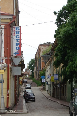О Выборгском замке я рассказывала в первой части http://stranamasterov.ru/node/105386, а теперь хотелось бы показать Вам  город.  Памятник основателю Выборга Торгильсу Кнутссону. фото 8