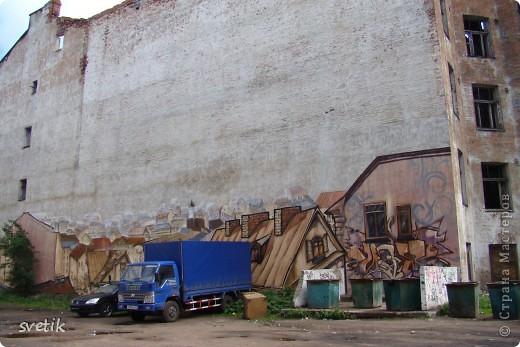 О Выборгском замке я рассказывала в первой части http://stranamasterov.ru/node/105386, а теперь хотелось бы показать Вам  город.  Памятник основателю Выборга Торгильсу Кнутссону. фото 14