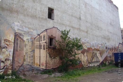 О Выборгском замке я рассказывала в первой части http://stranamasterov.ru/node/105386, а теперь хотелось бы показать Вам  город.  Памятник основателю Выборга Торгильсу Кнутссону. фото 15