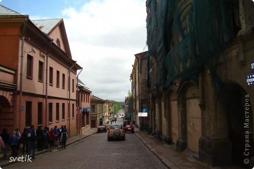О Выборгском замке я рассказывала в первой части http://stranamasterov.ru/node/105386, а теперь хотелось бы показать Вам  город.  Памятник основателю Выборга Торгильсу Кнутссону. фото 16