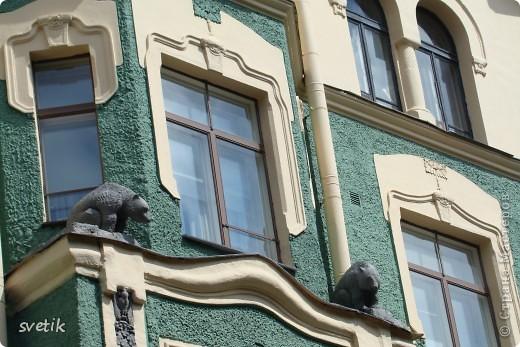 О Выборгском замке я рассказывала в первой части http://stranamasterov.ru/node/105386, а теперь хотелось бы показать Вам  город.  Памятник основателю Выборга Торгильсу Кнутссону. фото 21