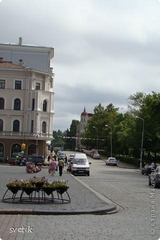 О Выборгском замке я рассказывала в первой части http://stranamasterov.ru/node/105386, а теперь хотелось бы показать Вам  город.  Памятник основателю Выборга Торгильсу Кнутссону. фото 30