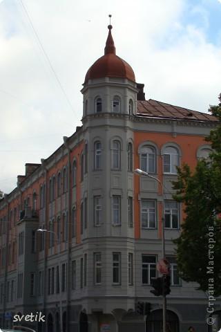О Выборгском замке я рассказывала в первой части http://stranamasterov.ru/node/105386, а теперь хотелось бы показать Вам  город.  Памятник основателю Выборга Торгильсу Кнутссону. фото 31