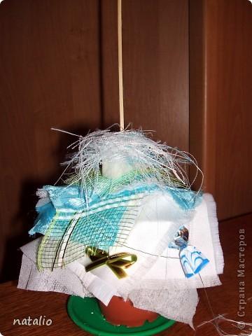 Текстильная елочка фото 8