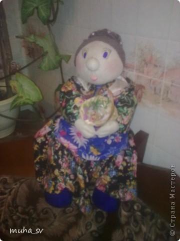Кукла Настенька. фото 3