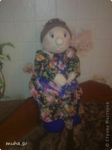 Кукла Настенька. фото 4
