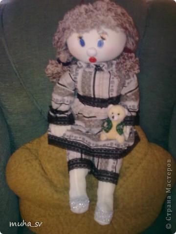 Кукла Настенька. фото 2