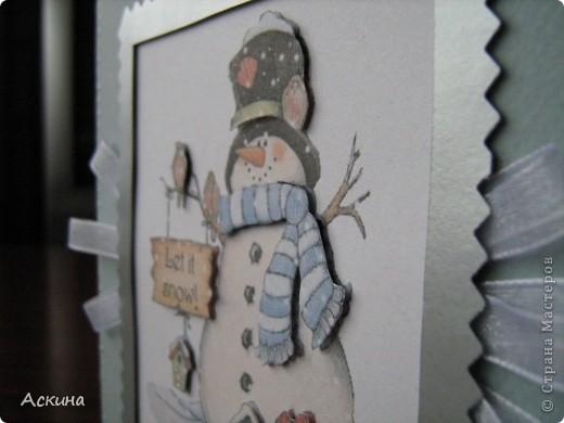 Делаю открытки сейчас,потому что потом некогда будет))) фото 3