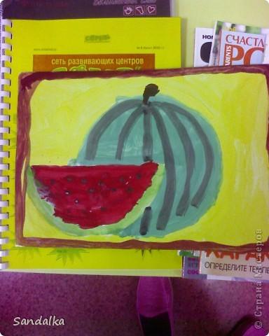 Сочная картина на тему фрукты :))
