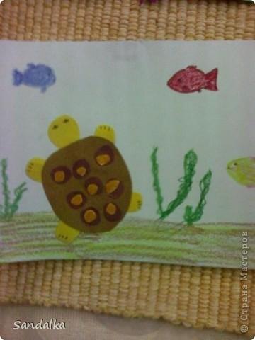 Подводный мир с малышами