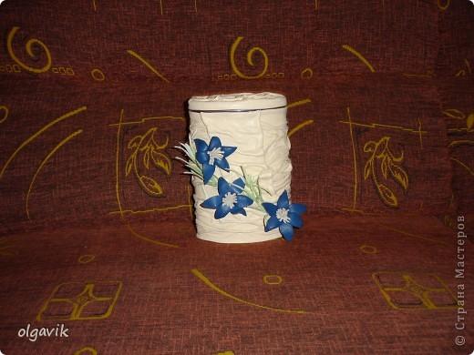 В подарок друзьям. Бутылка декорированная кожей. фото 3