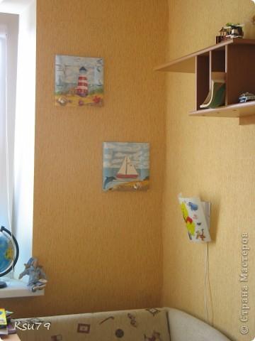 Эти коллажи я сделал сыну в детскую, обладателем которой стал наш первоклассник. фото 1