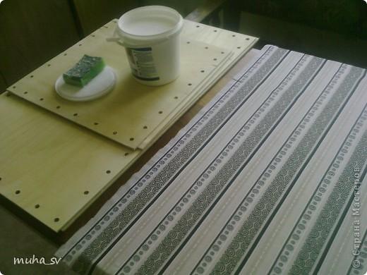 Ширма своими руками. Изготовленная из древесины (отходы ) и декорированная остатками кожи. фото 9