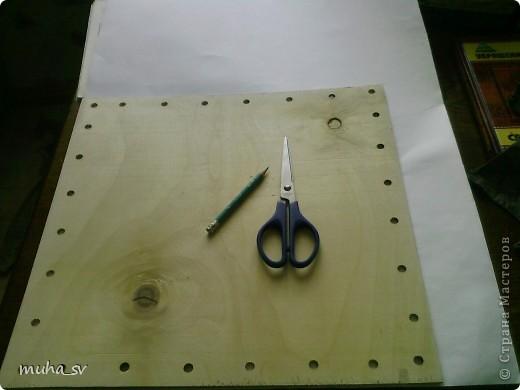 Ширма своими руками. Изготовленная из древесины (отходы ) и декорированная остатками кожи. фото 8
