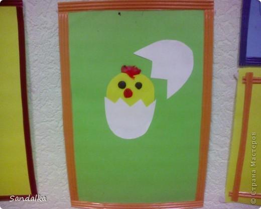 Выставка, посвященная весне и птицам :)))