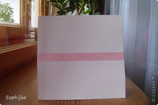 """Вот такую открыточку сделала в подарок подружке на день рождение! Подтолкнула к такой """"романтичной"""" теме  песенка""""А ты мене любиш..."""" Ми все время подпеваем ее по дороге из школы. Как раз салфеточка такая оказалась! фото 5"""