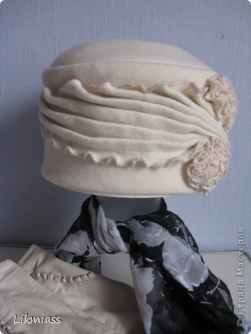 А вот здесь вы угадали - пойдем в баню.....КРАСИВЫМИ. Банные шапочки я вязала для своих подружек, теперь никто никого не путает, если что, отличаемся по шапочкам. У каждой свой цвет, все знают у кого какой. Итак... по шапочкам... фото 11